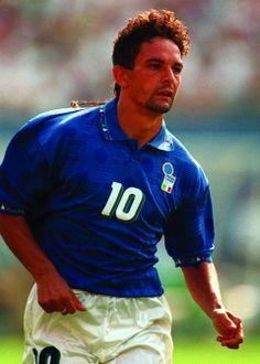 Roberto Baggio: (Italian) Vicenza, Fiorentina, Juventus, Milan, Bologna, Internazionale, Brescia