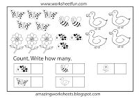 ukg kindergarten worksheets kindergarten counting math and kindergarten worksheets. Black Bedroom Furniture Sets. Home Design Ideas