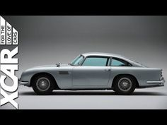 Vid�o - Aston Martin DB5 and Centenary Vanquish : Heroes Past and Present sur Supercharged   un bijou