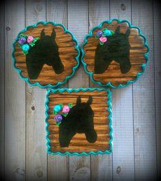 Horse Western Decorated Cookies von CookieBarn auf Etsy
