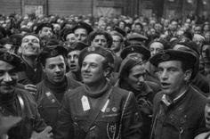 Junio Valerio Borghese, Milan, 1944