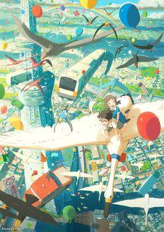 52. 陽なたのアオシグレ|卒制を観て以来、石田君のファンです。キャラをもっともっと走らせてほしい!