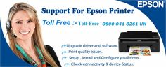 Epson Printer Tech Support Phone Number offer printer technical help, If you have any issues with Epson Printer like as stopped working and you are unable to print. Our Technical support team can easily solve your printer issues. Printer Driver, Hp Printer, Inkjet Printer, Wireless Printer, Brother Printers, Tech Support, Customer Service, Customer Support, Epson