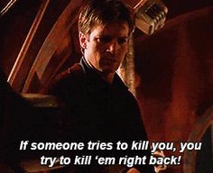 That time the good Captain enabled your revenge fantasies. | 21 Times You Found Serenity