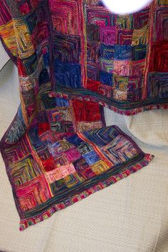 Mosaic Shawl