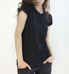 Organic Rock`n Roll T-Shirt schwarz 12€