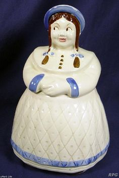 Image detail for -Shawnee Pottery Cookie Jars