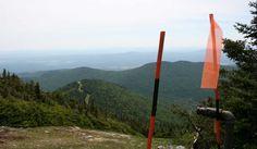 Vue des pistes, Jay Peak, Vermont, USA, Juin 2016 Jay Peak, Vermont, Usa, Outdoor Decor