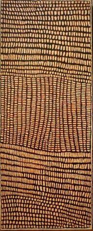 Narrabri Nakamarra / Untitled (Payarrnga), 2006 153 x 61cm - Aboriginal art