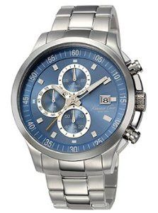 Kenneth Cole New York Chronograph Stainless Steel Men's watch #KC9383