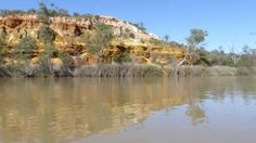 """Paddling the Murray River in """"High Flows"""""""