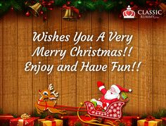 Wishing all its players, fans a very Happy Christmas!  https://www.classicrummy.com?link_name=CR-12  #christmas #merrychristmas #gifts #ideas #santa #rummy #classicrummy