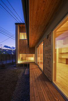 草花木家 / MTKarchitects  arch.Akira Metoki.  photo: Yuko Tada