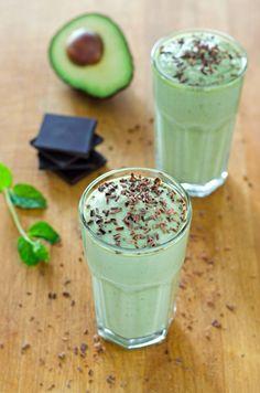 Healthy Shamrock Shake Recipe