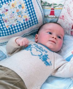 Free Patterns: Babies on Pinterest | Rowan, Free Knitting and Alpacas