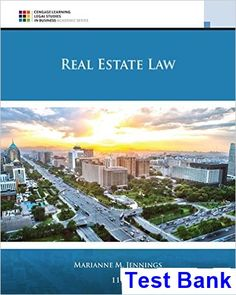 Financial management theory practice 14th edition free ebook test bank for real estate law 11th edition by jennings fandeluxe Image collections