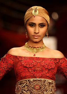 Style it up with #Azva #AzvaAtIBFW #Mumbai #Jewellery #BeautifulBrides