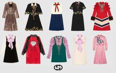 Gucci dresses #gucci #dress