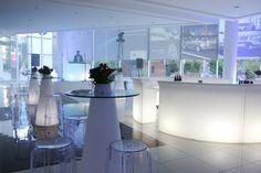 light furniture by slide at terraform