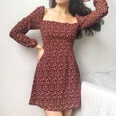 Girly Outfits, Cute Casual Outfits, Pretty Outfits, Pretty Dresses, Stylish Outfits, Dress Outfits, Vintage Outfits, Maxi Dresses, 90s Outfit