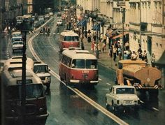 Nowy Świat 60-tych lat Socialist State, Socialism, Warsaw Pact, Central And Eastern Europe, Soviet Union, Germany, Street View, Military, Retro
