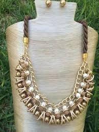 9efc4ee9b45c Resultado de imagen para collares de perlas moda 2015