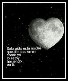 Buenas noches amor!