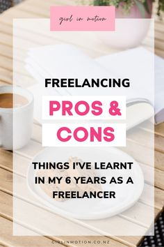 """You may be asking yourself - should I quit my job to freelance? If you are thinking about quitting your office job to start freelancing, then this is for you. I love the freelance way of life and the freedom that comes with it. However, there are some disadvantages to saying goodbye to your status as an """"employee"""". In this article, I will talk to you about freelancing pros and cons based on the lessons I have learnt in these 6 years working on my own. Read on for details! Marketing Program, Online Marketing, Business Entrepreneur, Business Marketing, Home Based Business, Online Business, Business Planning, Business Ideas, Online Careers"""