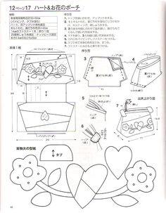 выкройки ключницы для японского пэчворка: 14 тыс изображений найдено в Яндекс.Картинках