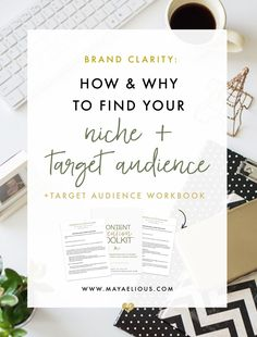 """Do you know who your target audience is? If your answer is """"everyone"""", keep reading. Before I embark on a design project, I ask myclient who their target audience is. This gives me a general idea of the design style I will use when creating their marketing material. It's a relief when my client can …"""