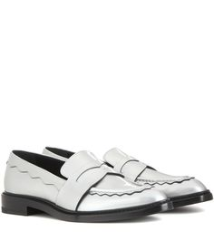 awesome Loafers Aus Metallic-leder http://portal-deluxe.com/produkt/loafers-aus-metallic-leder/  247.00
