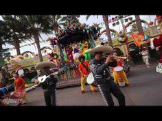 Video: Live cultural entertainment brings energy and fun to Disney California Adventure's new ¡Viva Navidad! celebration!