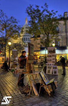 Coisas de Terê/Montmartre, París