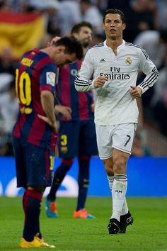 Real Madrid 3-1 Barcelona