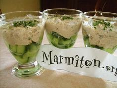 poivre, concombre, ciboulette, Saint Morêt, jus de citron, vinaigrette, sel, thon