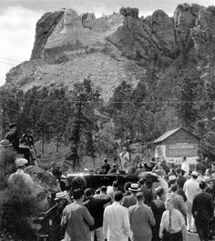 Image result for august 30 , 1936 thomas jefferson mt rushmore