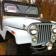 what great times we had in our 1980 cj7 jeep...
