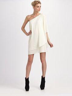 Rachel Zoe Debbie Grecian Dress