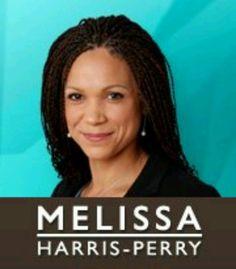 Soror Melissa HARRIS-PERRY: Host of Melissa Harris-Perry on MSNBC.