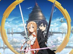 Both opening animations are very well done, and the battle scenes, sword skills and other effects look amazing and bring to life the Sword Art Online world. Description from takanimereviews.blogspot.com. I searched for this on bing.com/images
