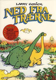 Cover for Ned fra trærne ... (Cappelen, 1987 series)