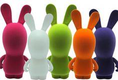 Les Lapins Crétins se font objets design chez Artoys - Mode.fr