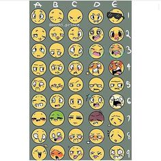 how to get different snaochat emojies