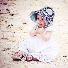 cute bucket hat for baby girl Baby Sun Hat 1686789c0fec