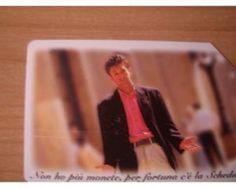 """""""La #scheda è una cosa meravigliosa"""", e il caro vecchio squattrinato che affermava: """"non ho più monete, per fortuna c'è la scheda"""""""