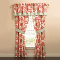 Anthology™ Bungalow Window Treatments - BedBathandBeyond.com