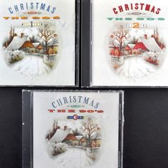 #Country #Christmas For The 90s 3 Cd Lot Volumes 1-2-3 Garth Suzy Tanya Sawyer