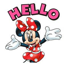 Introducing the all new Minnie Mouse sticker pack! Make your chats cuter than ever with Minnie and her most adorable expressions! Mickey Minnie Mouse, Minnie Mouse Stickers, Good Morning Gif Images, Good Night Gif, Wallpaper Do Mickey Mouse, Emoji, Walt Disney, Retro Disney, Pinturas Disney