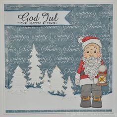 Jul kort / Christmas card