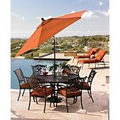 Chateau Outdoor Patio Furniture Dining Sets & Pieces - Macys